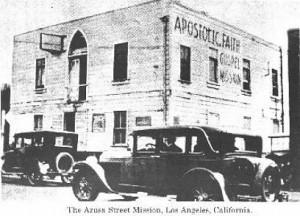 azusa street google picture